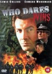 Who Dares Wins DVD cover