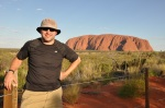 Boris and Uluru