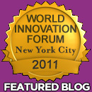 World Innovation Forum Featured Blogger